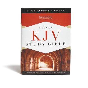 Holman KJV Study Bible