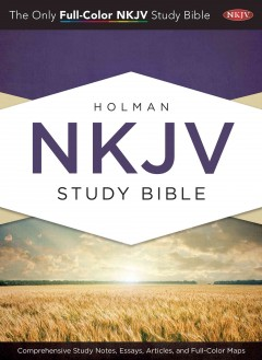 Holman Study Bible: New King James Version