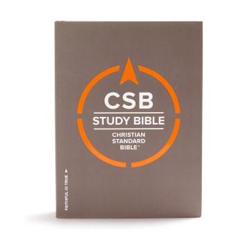 CBS Study Bible: Christian Standard Bible
