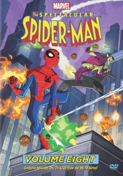 SPECTACULAR SPIDER-MAN VOL 8