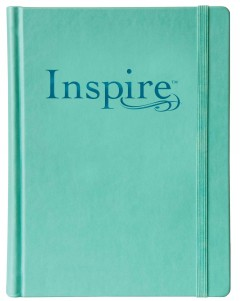 Inspire Bible: The Bible for Creative Journaling, New Living Translation