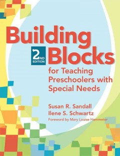 Building Blocks For Teaching Preschoolers With Special Needs (Book & CD)