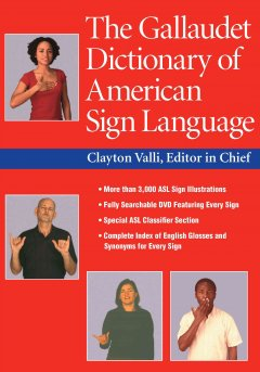 Gallaudet Dictionary of American Sign Language, The (Book & DVD)