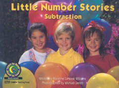 Little Number Stories Subtraction