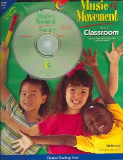Music and Movement in the Classroom Grades 1-2 (Book & CD)