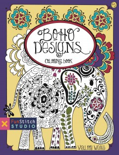 Boho Designs: 18 Fun Designs + See How Colors Play Together + Creative Ideas
