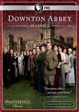 DOWNTON ABBEY SEASON 2 (ORIGINAL UK U