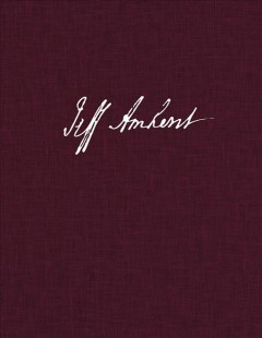 Journals of Jeffery Amherst, 1757-1763, The: The Daily and Personal Journals