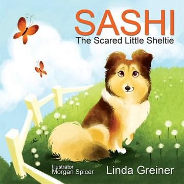 Sashi, The Scared Little Sheltie
