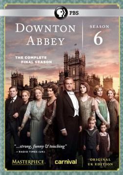 DOWNTON ABBEY:SEASON 6 (UK EDITION)