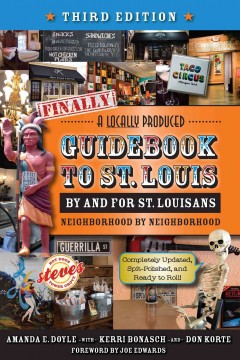 Finally, a Locally Produced Guidebook To St. Louis