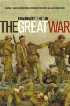 Great War, The: From Memory to History