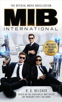 Men in Black: The Official Movie Novelization