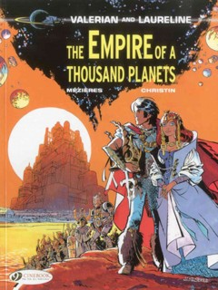 Empire of a Thousand Planets, The (Valerian and Laureline)