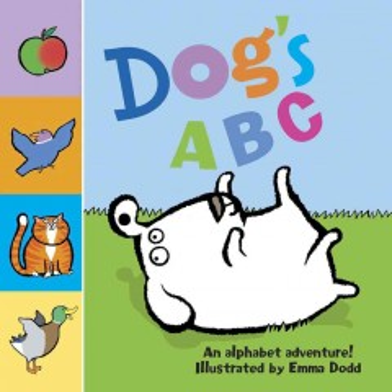 Dog's ABC: An Alphabet Adventure!