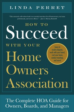 How to Succeed With Your Home Owners Association