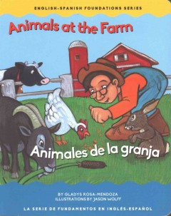 Animals at the Farm / Animales de la granja