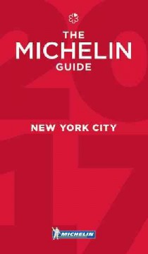 Michelin Guide 2017 New York City, The