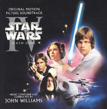 Star Wars Episode IV: A New Hope [Original Motion Picture Soundtrack]