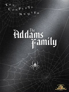 Addams Family Complete Series Box Set