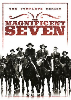 Magnificent Seven Complete Series Giftset