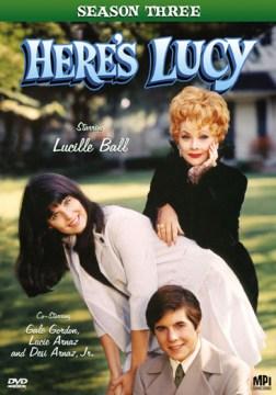 Here'S Lucy:  Season 3