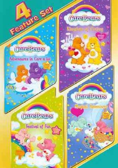 CARE BEARS:  ADVENTURES IN CARE-A-LOT/ KINGDOM OF CARING/ FESTIVAL OF FUN/ MAGICAL ADVENTURES