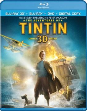 ADVENTURES OF TINTIN 3D BLU-RAY