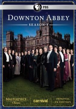 DOWNTON ABBEY:SEASON 3