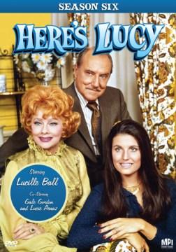Here'S Lucy:  Season 6