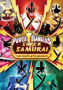 POWER RANGERS SUPER SAMURAI: COMPLETE SEASON