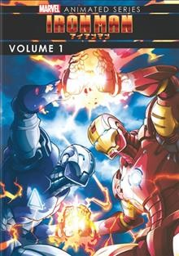 MARVEL IRON MAN: ANIMATED SERIES VOLUME 1