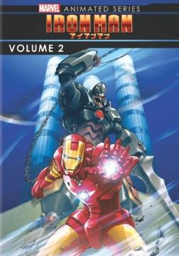 MARVEL IRON MAN: ANIMATED SERIES VOLUME 2