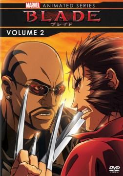 MARVEL BLADE: ANIMATED SERIES VOLUME 2