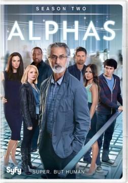 Alphas:  Season Two
