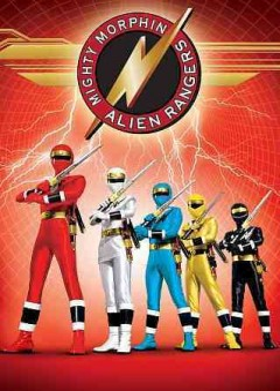 Mighty Morphin Power Rangers: Alien Rangers