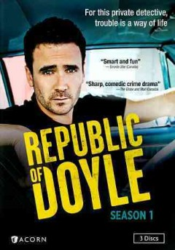 Republic of Doyle Season 1