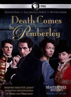 Masterpiece Classic: Death Comes to Pemberley
