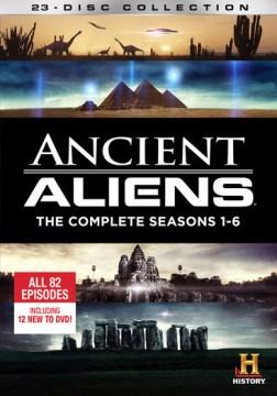 Ancient Aliens: Seasons 1-6