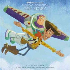Walt Disney Records: The Legacy Collection- Toy Story (OST)