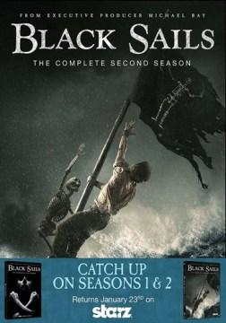 Black Sails: Seasons 1 & 2