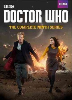 DOCTOR WHO: COMPLETE NINTH SERIES