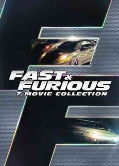 Fast & Furious 7 Movie Collection