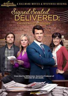 SIGNED SEALED DELIVERED: FROM PARIS WITH LOVE