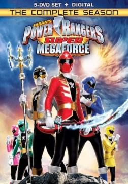 POWER RANGERS SUPER MEGAFORCE: COMPLETE SEASON