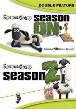 Shaun The Sheep: Seasons 1 & 2