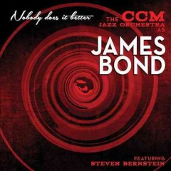 Nobody Does It Better: CCM Jazz Orchestra as James Bond