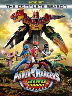 POWER RANGERS DINO CHARGED: COMPLETE SEASON