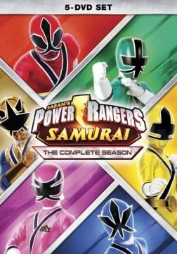 POWER RANGERS SAMURAI: COMPLETE SEASON