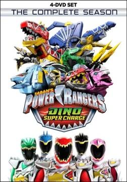 POWER RANGERS DINO SUPER CHARGE COMPLETE SEASON